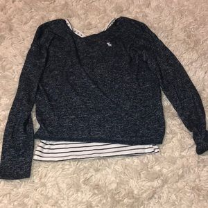 Abercrombie Kids Long Sleeve Underneath Attached
